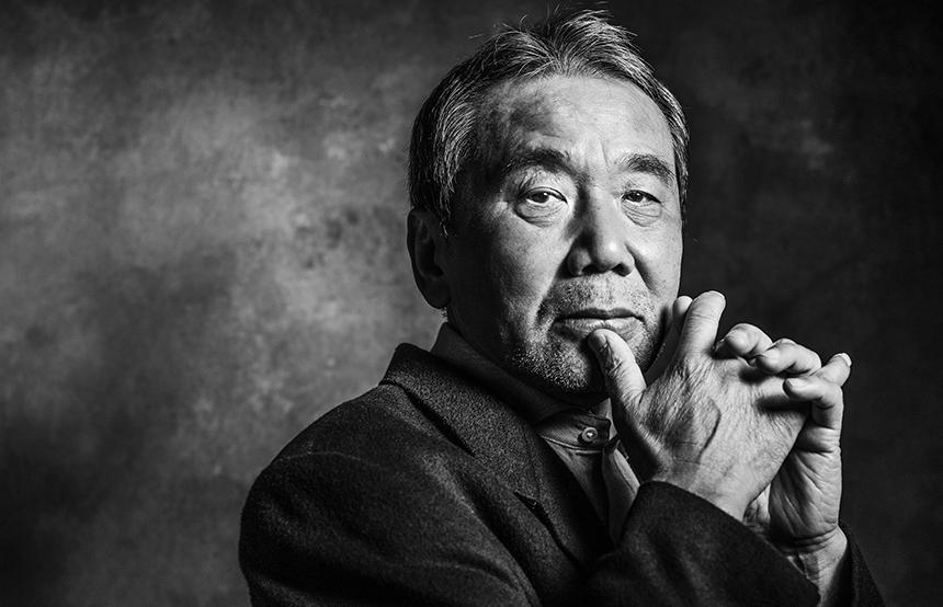 Yazar Haruki Murakami