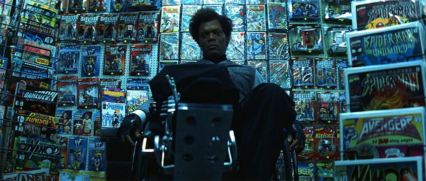Beklenti kurbanı olan her harika yapımın ardından ben (Temsili) - Unbreakable (2000)