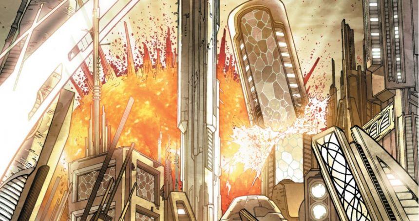 Kripton'un sonu!..ancak herşey görüldüğü gibi değlidir..yoksa öyle midir?