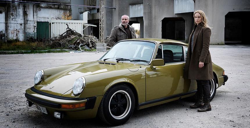 Ama hem ikilimiz, hem de sıkça göreceğiniz bu Porsche çok karizmatik.