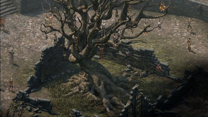Eora'da da bilim adamları zulüm görüyor.