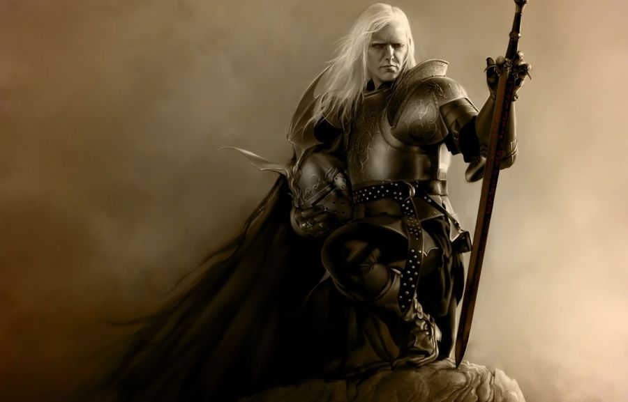 Albino Kral Elric