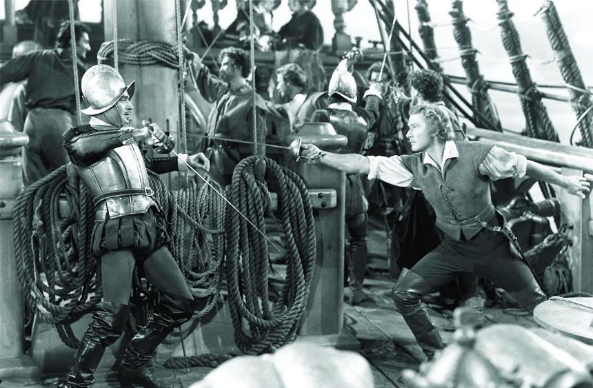 Errol Flynn - The Sea Hawk (1940)