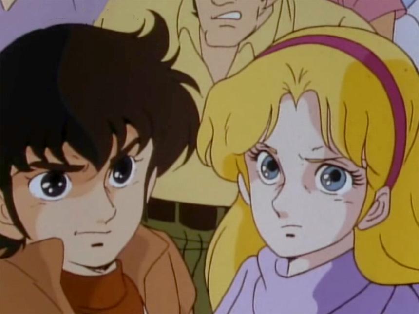 Takeshi ve Olivia
