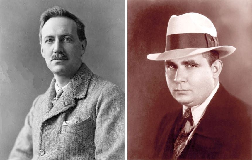 Lord Dunsany ve Robert E. Howard
