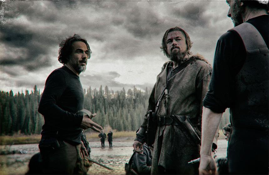 YönetmenAlejandro González Iñárritu ve Leonardo DiCaprio