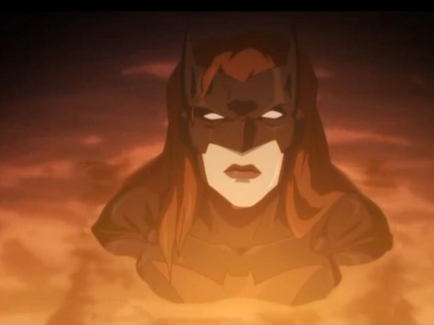 """""""Gitti kapı gibi Batman :("""""""