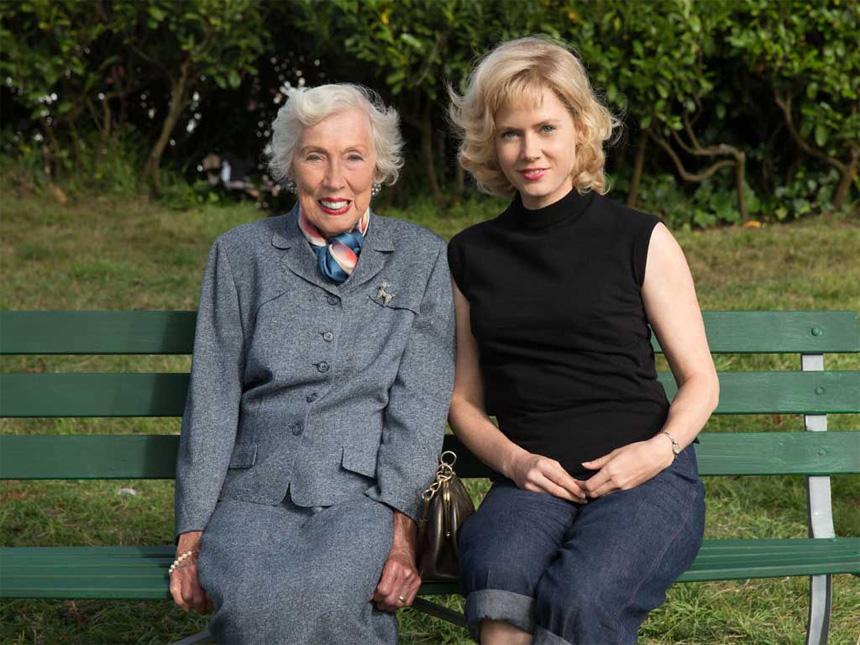 Amy Adams ve Margaret Keane