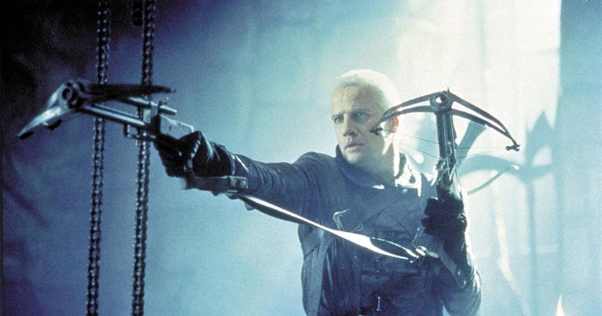 """Christopher Lambert'in oynadığı 1999 yapım Beowulf """"denemesi"""""""