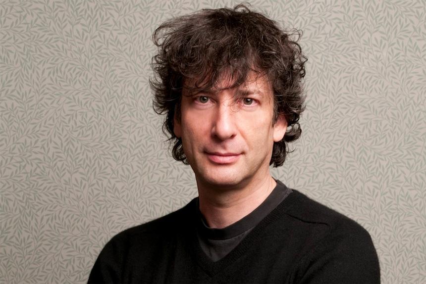 Yazar Neil Gaiman