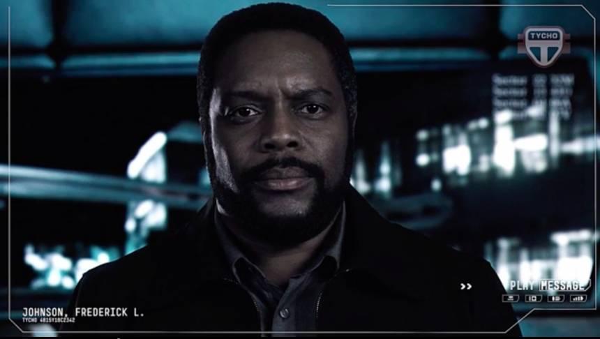 Kitap serisinin Expanse isimli dizisindeki DGİ'nin yöneticisi Fred Johnson.