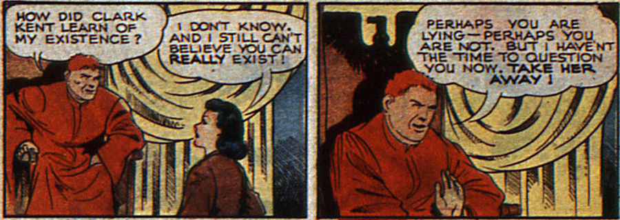 Alexei Luthor - Action Comics #23 (1940)