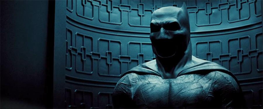 Sıkışınca hemen Batman!