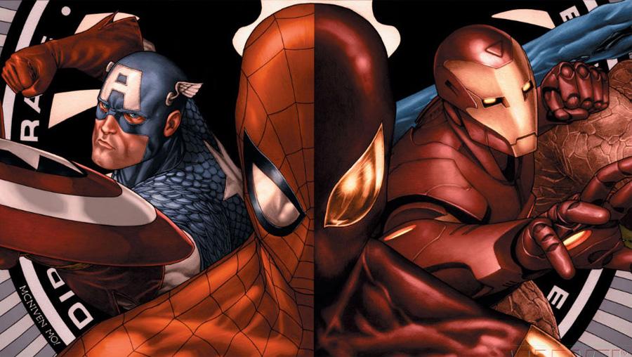 civil-war-comic-kapak