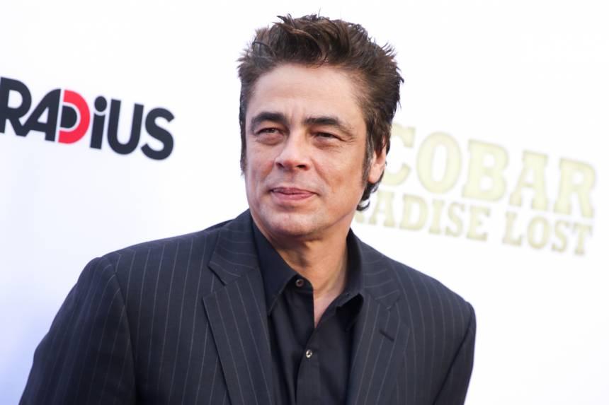 Benicio DelToro