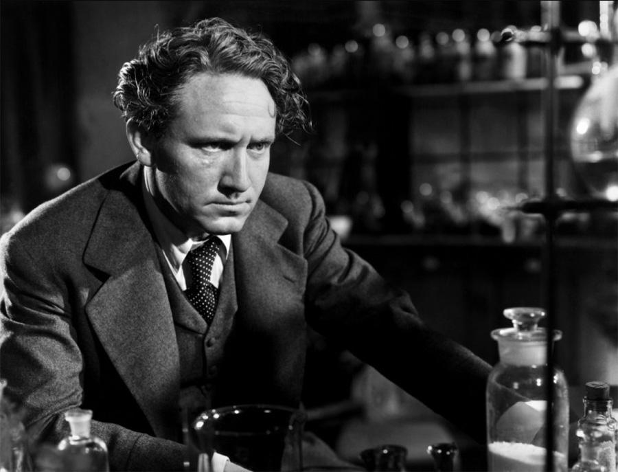 Eserin 1941 uyarlaması ve Dr. Jekyl rolünde Spencer Tracy