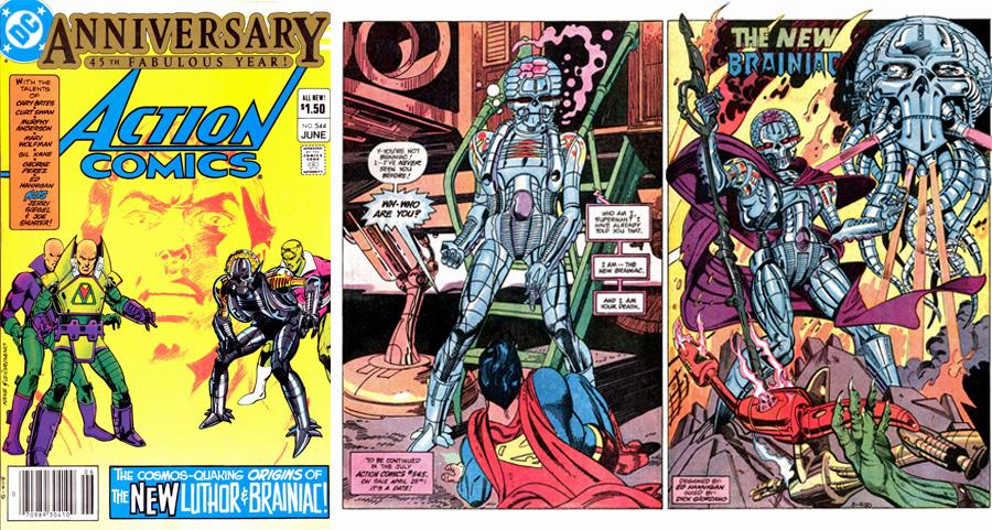 Action Comics #544 (1983)