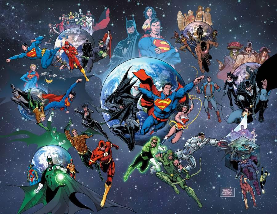 dc-multiverse