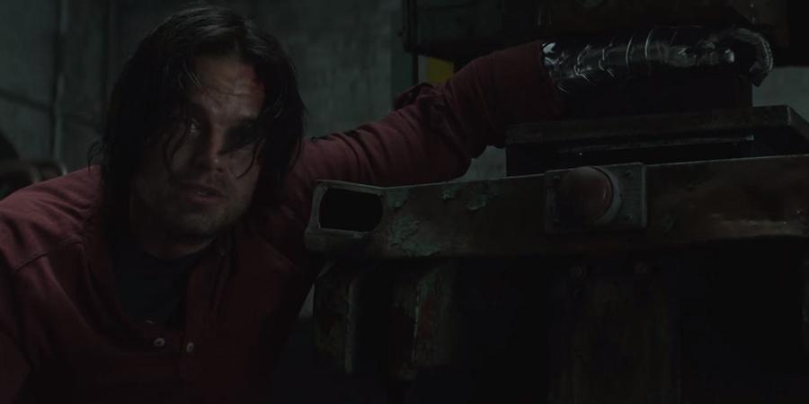 Arkadaşlıkları yıktın Bucky.