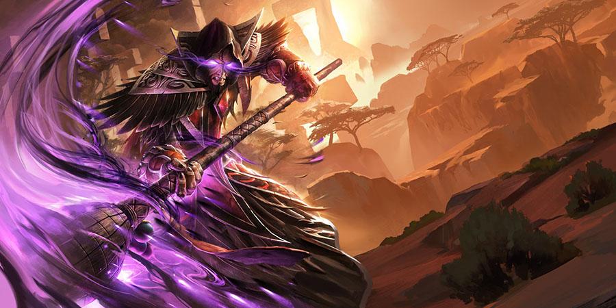 Özünde çok iyi bir insan olan Medivh'e, orklar Azeroth'u istila etsin diye Draenor'a geçit açtıran şey neydi?