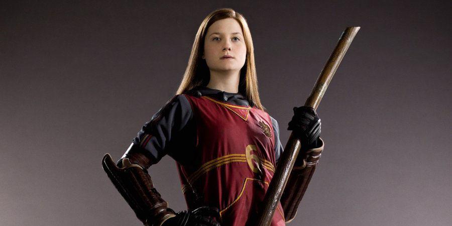Ginny Weasley'nin Hogwarts'tan mezun olduktan sonra katıldığı Quidditch takımı hangisidir?