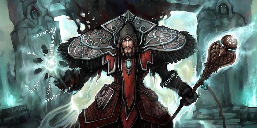 Son koruyucu Medivh, kirlenmeden önce Azeroth'u neyden korumaktaydı?