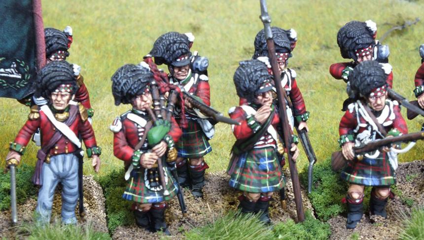 İngiliz ordusundaki İskoçlar; Highlanders birimi!