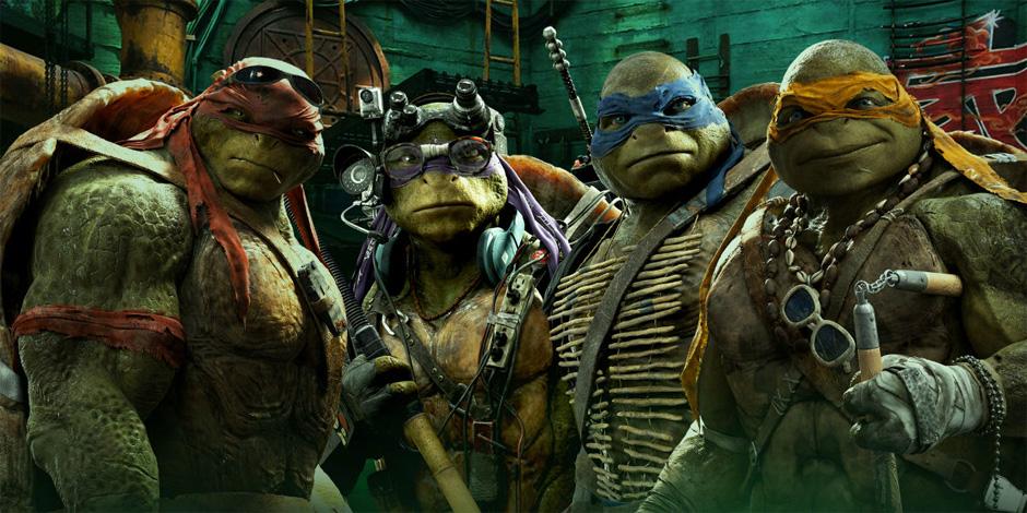 Hangi Ninja Kaplumbağa Favorin Kahramangillerkahramangiller