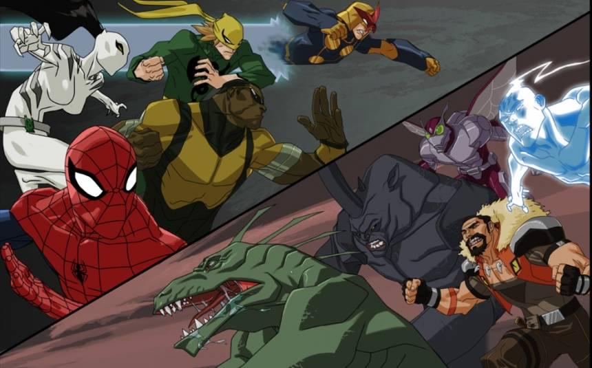 Ultimate Spider Man 2013