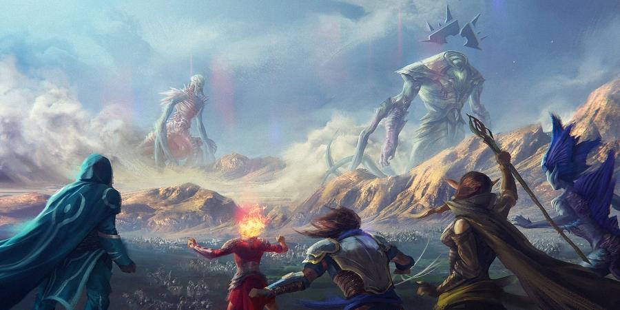 Hikâyede Zendikar'ı savunmak üzere Gatewatch yemini altında birleşen 4 Planeswalker hangi seçenekte doğru verilmiştir?