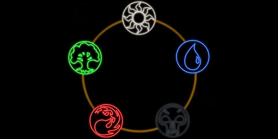 Mana renkleri ve temsil ettikleri felsefeyle ilgili olarak aşağıdakilerden hangi bilgi yanlıştır?