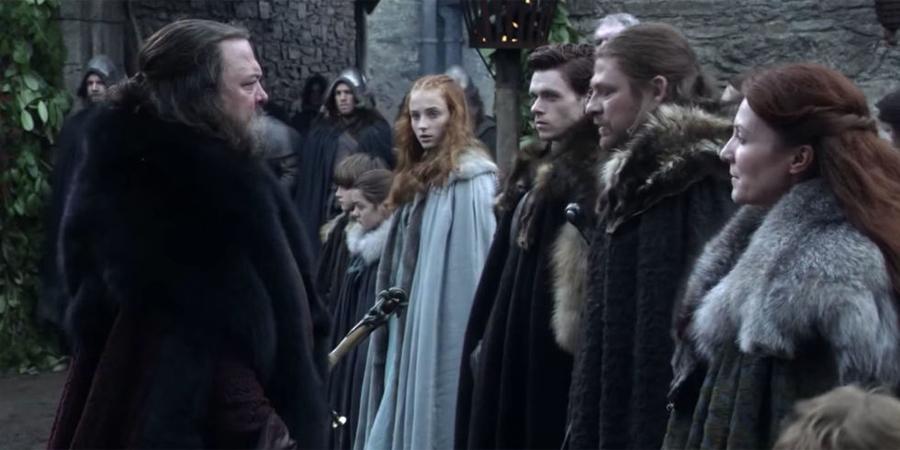 Stark ailesi emir ve görüşlerinize hazırdır komutanım!