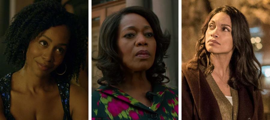 Misty Knight, Mariah Dillard ve Claire Temple