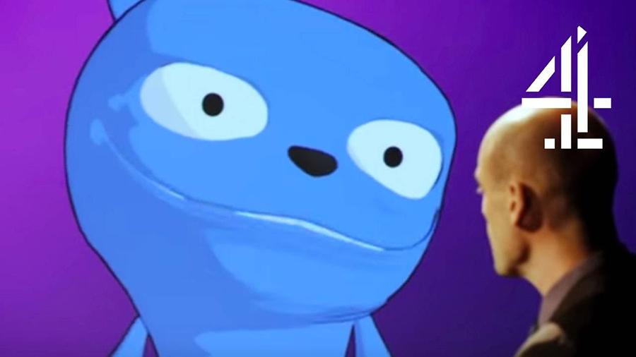 Uuu beybi, mavi erkeklere bayılırım!