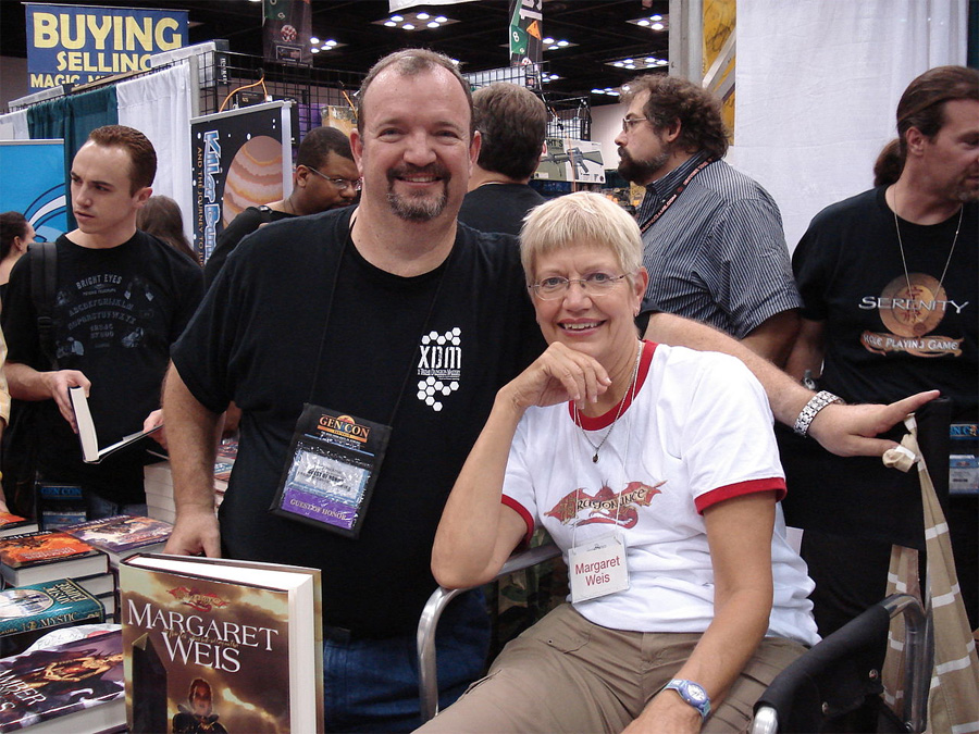 Tracy Hickman ve Margaret Weis