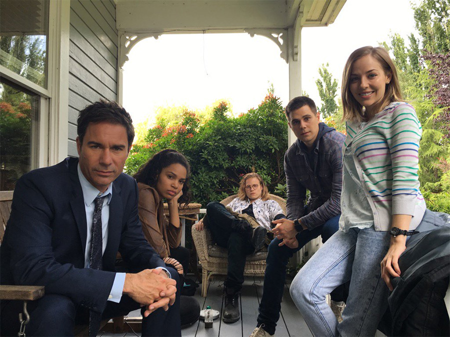 MacLaren, Carly, Philip, Trevor ve Marcy
