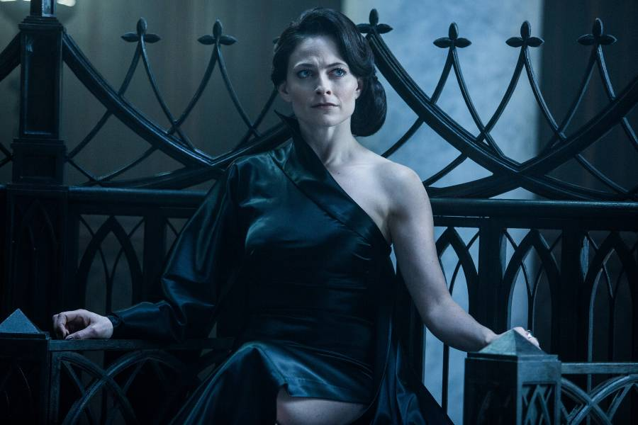 Lara Pulver in Screen Gems' UNDERWORLD: BLOOD WARS.
