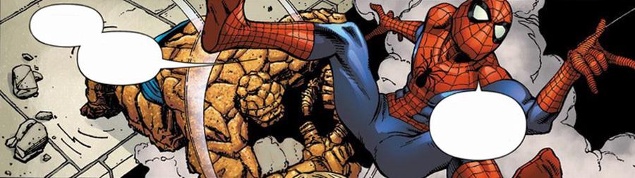 """""""Hadi ben kaçtım!"""" Avenging Spider-Man"""