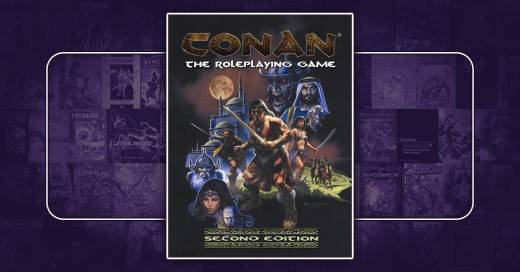 Conan the Roleplaying Game