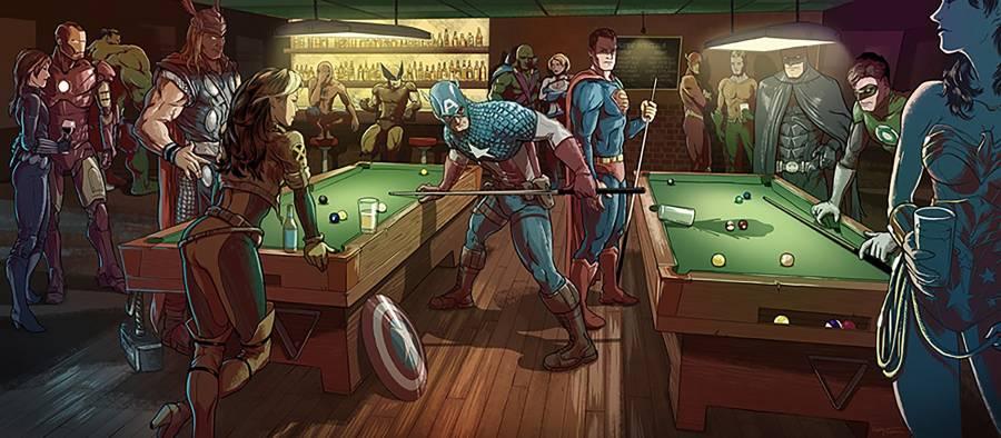 Süper Kahraman Dosyaları