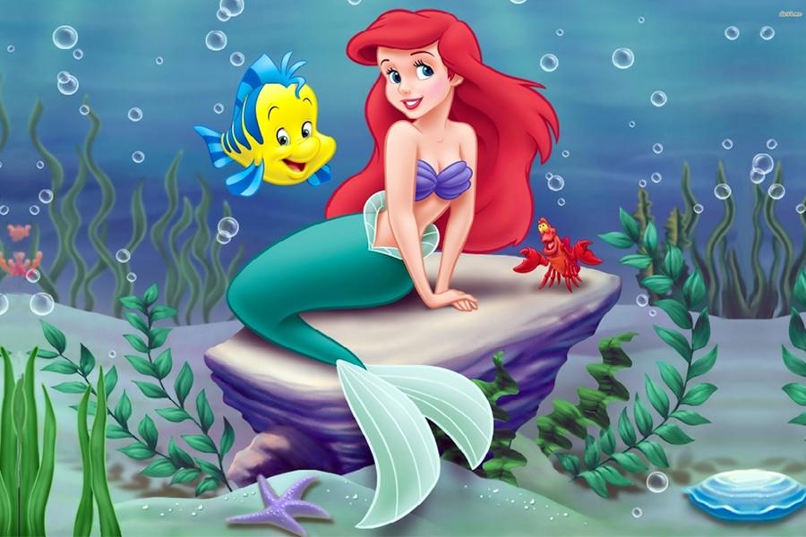 Disney çizgi Filmlerinde Sembolizm Küçük Deniz Kızı Sayfa 3 5