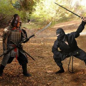 Samuray ve ninja