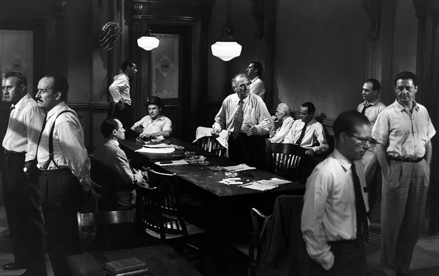 12 Angry Men 1957: Şüphe Üzerine | KahramangillerKahramangiller