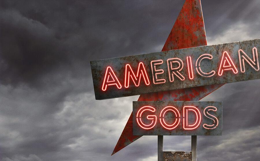 amerikan tanrıları