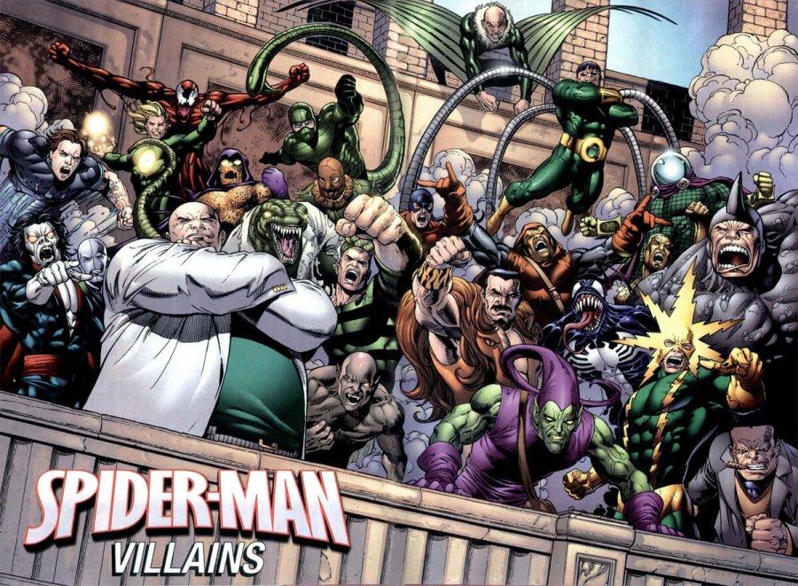 Spider-Man Düşmanları