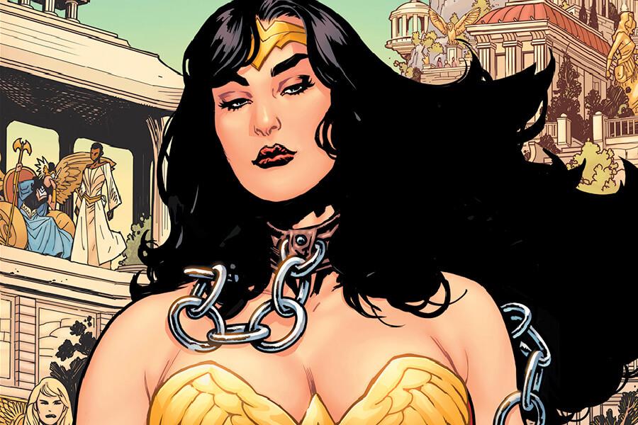 Wonder Woman: Yeni Dünya