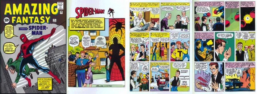Amazing Fantasy #15 (1962)