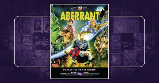 Aberrant: d20 Edition