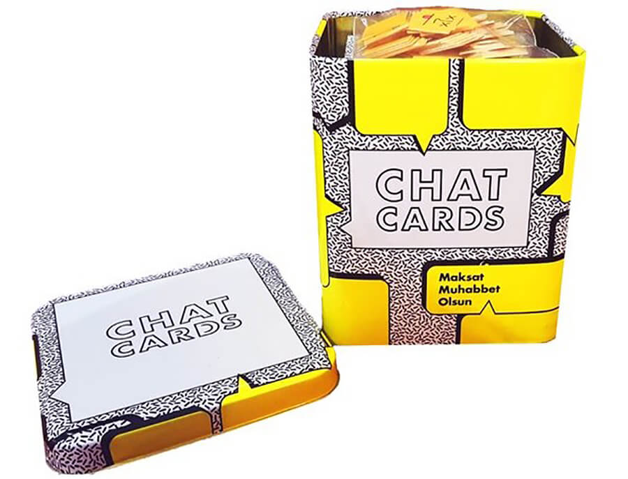 Chat Cards