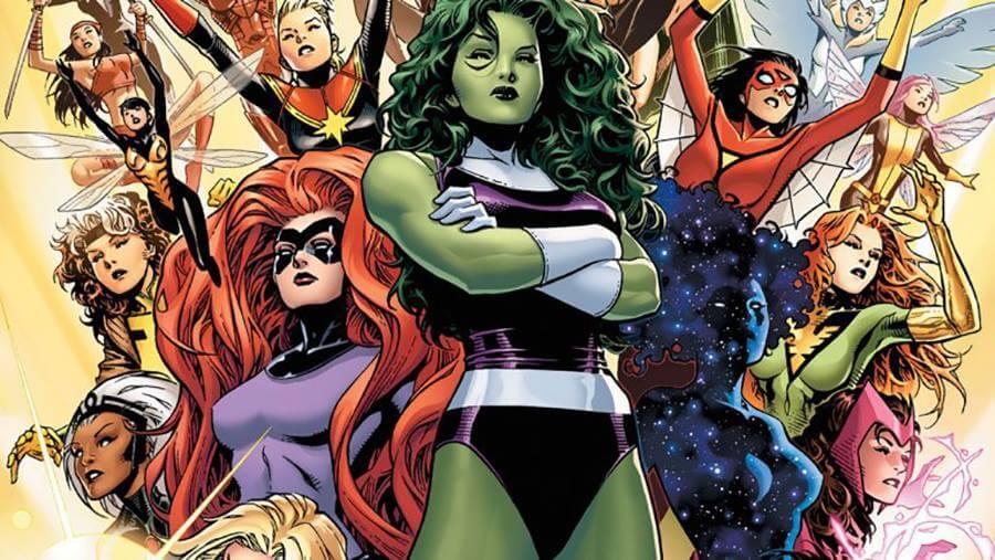 Marvel Evreninde Kötü Kadın